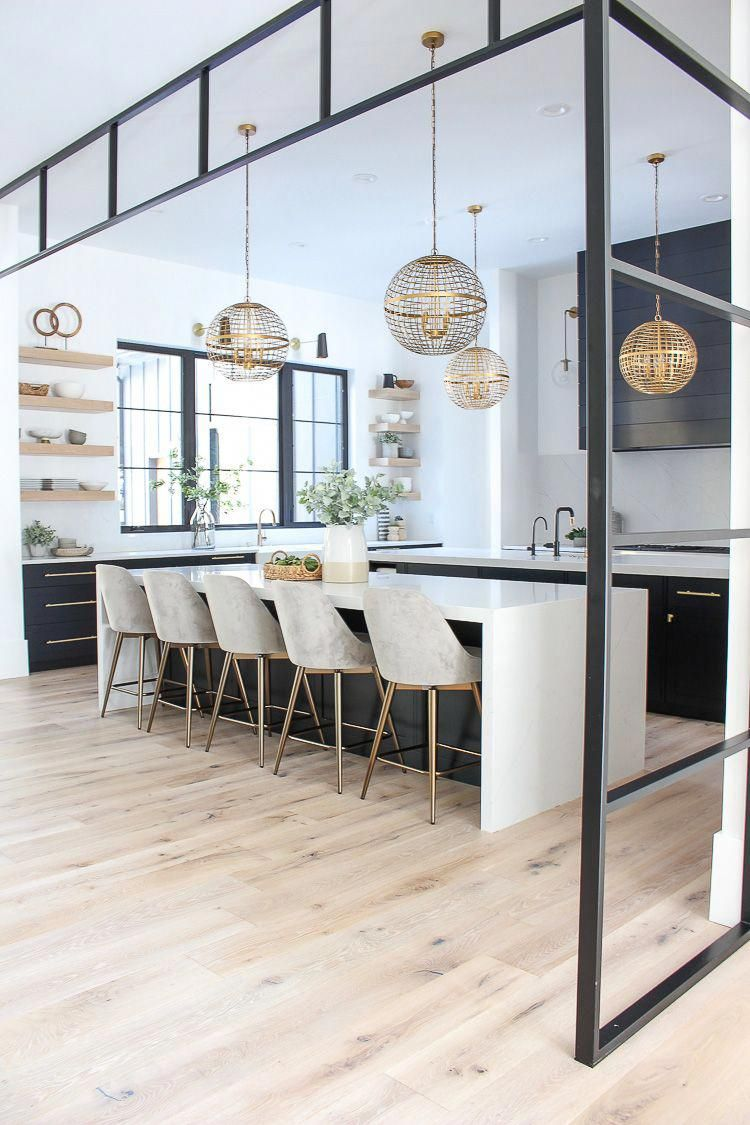 The Forest Modern: Kitchen Q & A - The House of Silver Lining