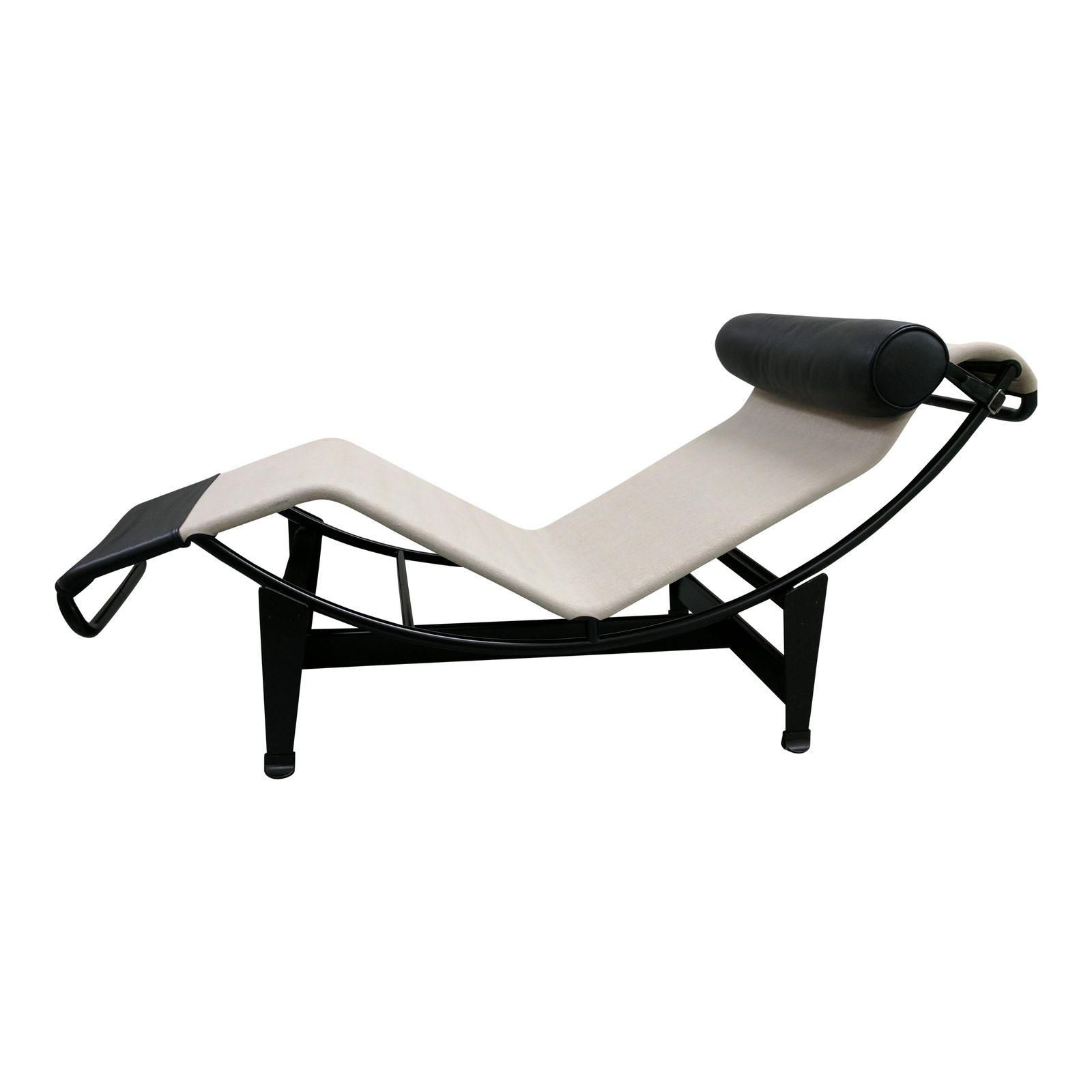 Image Of Le Corbusier Designed Lc4 Chaise Longue Le Corbusier Designs Chaise Longue Chaise