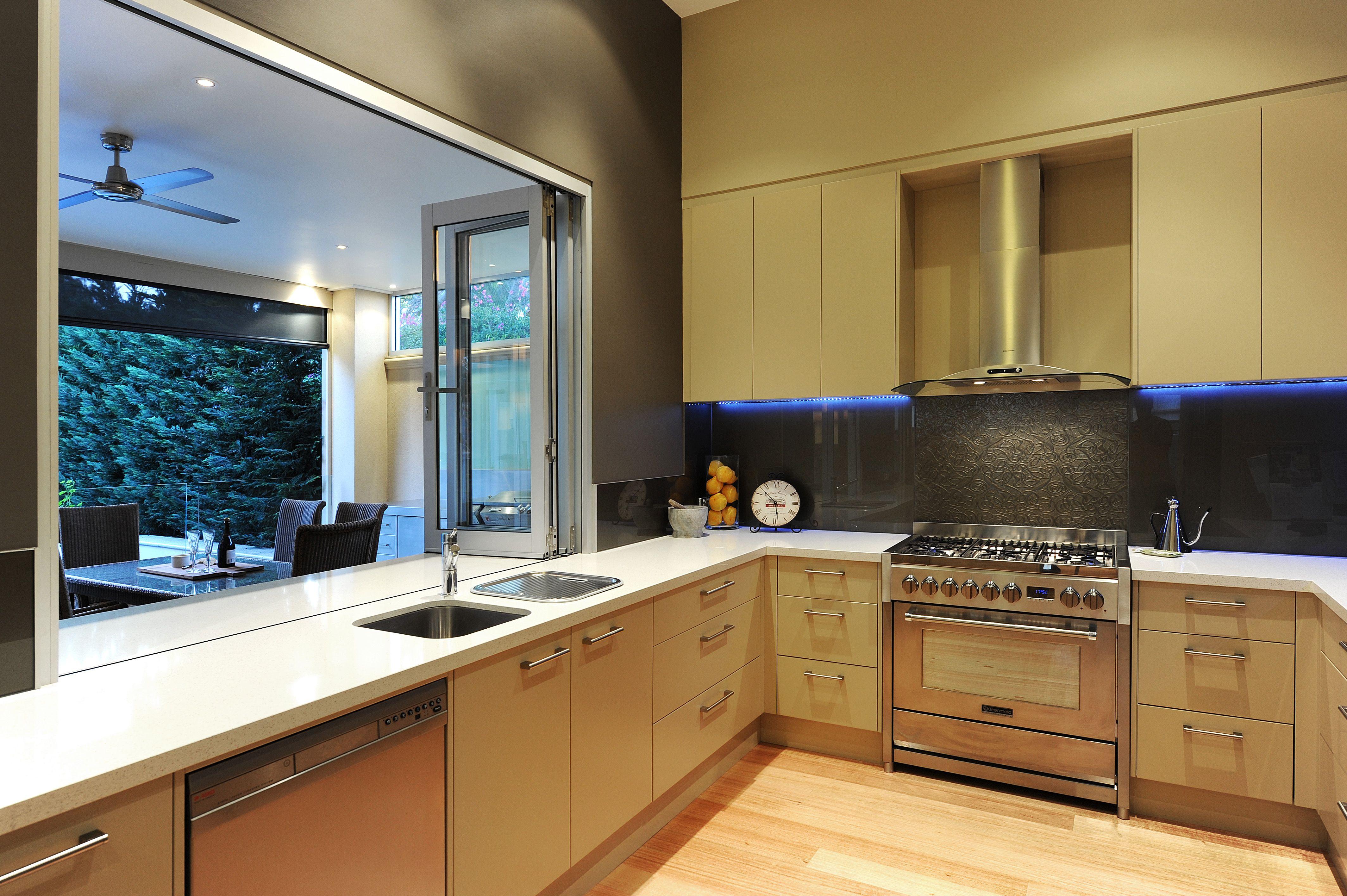 indoor outdoor kitchen kitchen