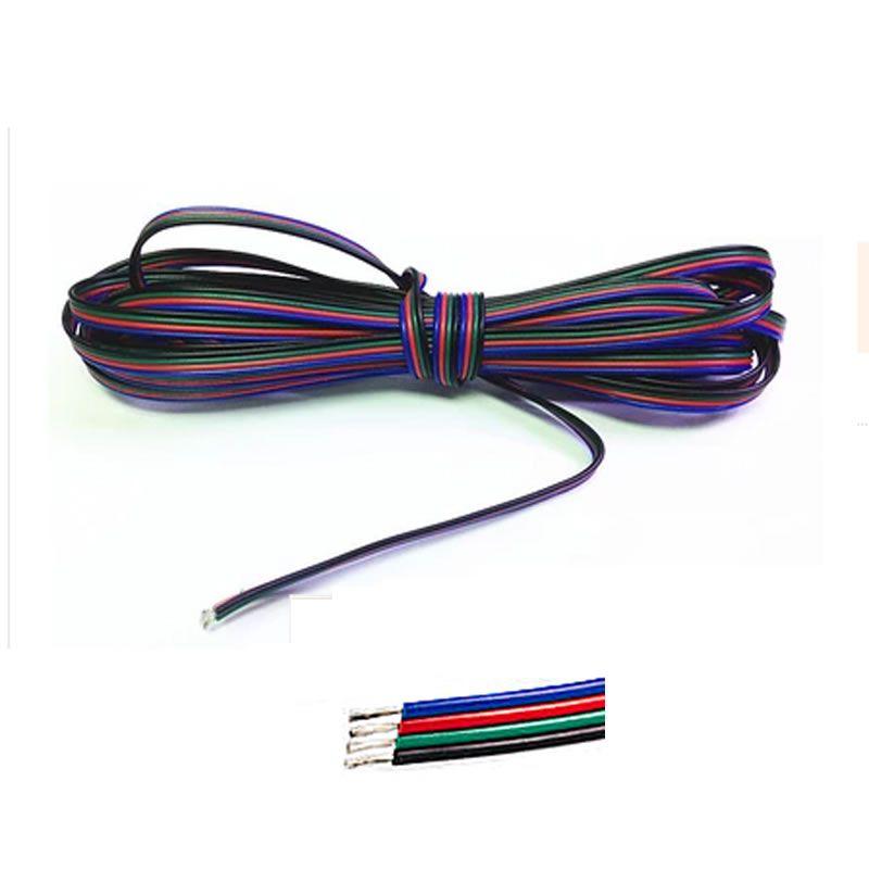 1 m 2 m 3 m 4 m 5 m 10 m 20 m 50 m 100 m 4 Pin saluran kabel untuk ...