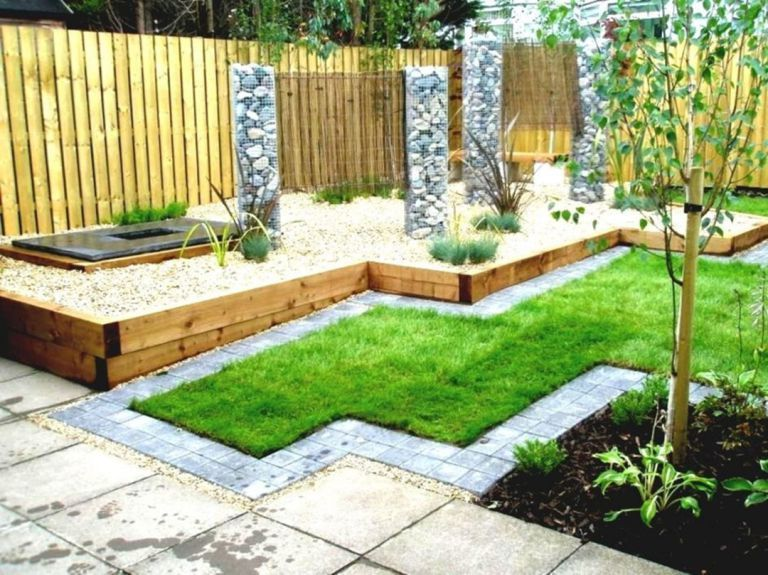 Amazing And Cost Effective Modern Landscape Garden 3 Modern Garden Design Modern Garden Contemporary Garden Design