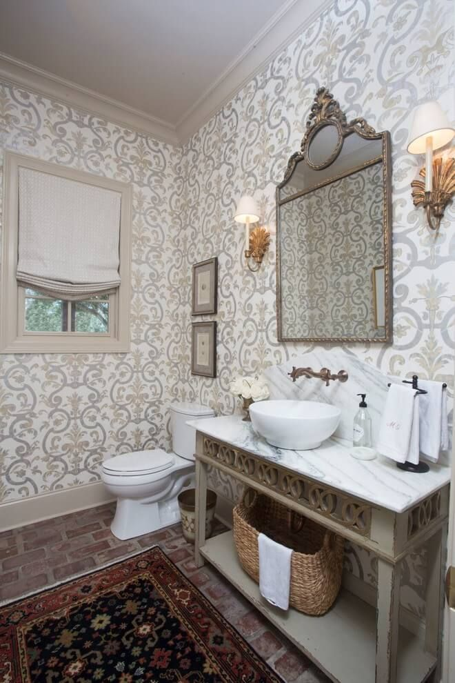 Half Bathroom Ideas - From contemporary to rustic, uncover ...