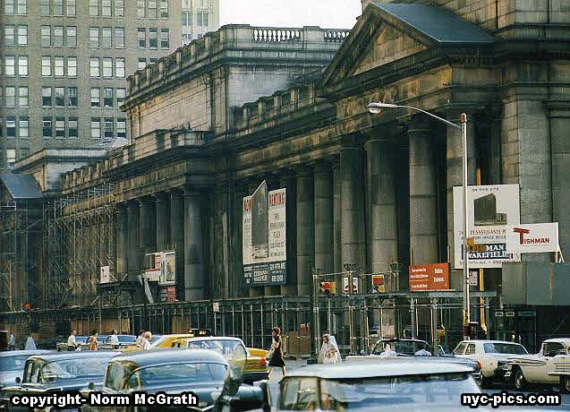 Nyc Pics The Truth About Old Pennsylvania Station Nyc Pics Penn Station Nyc Nyc