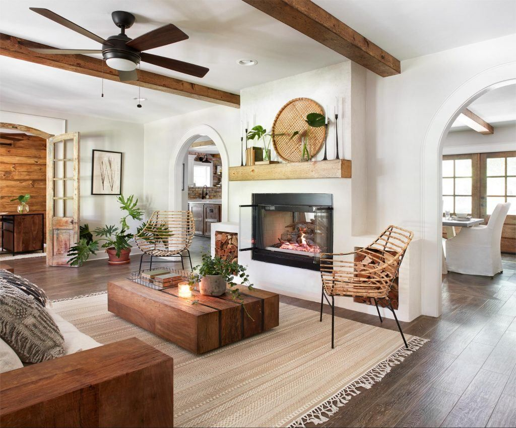 Photo of Rustic Coastal design tips from Joanna Gaines | Fixer Upper