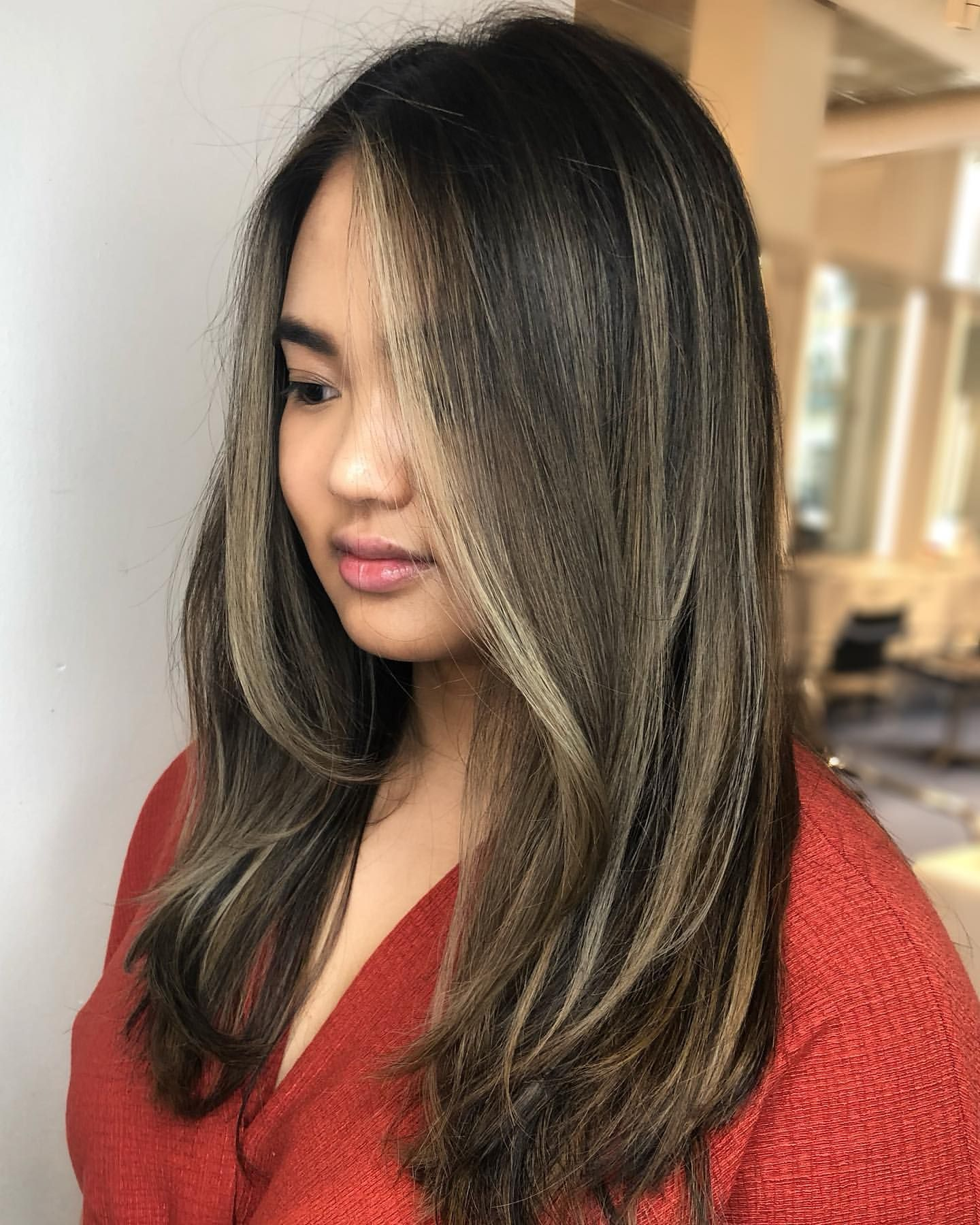 32 perfect hairstyles for round face women in 2020 in 2020