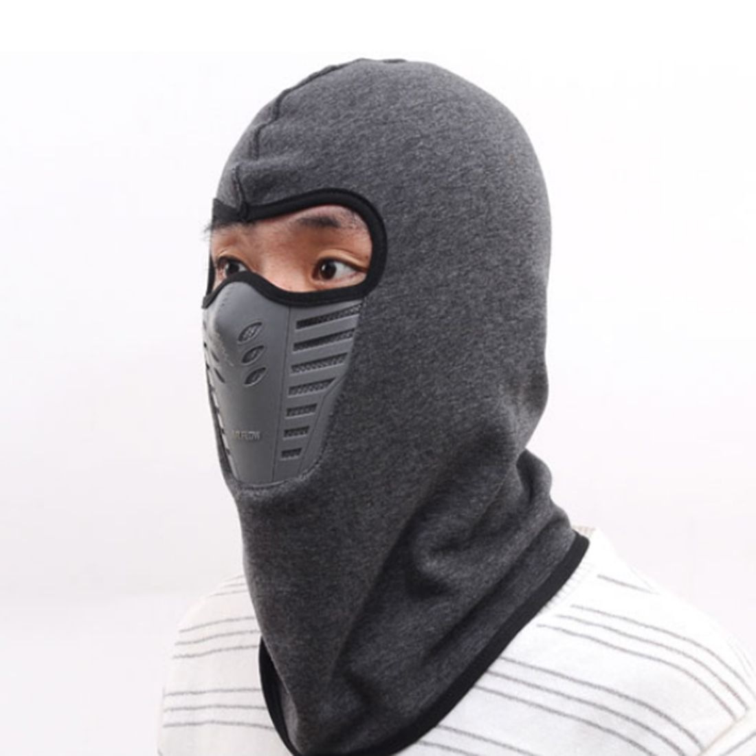 Accessories Full Face Mask Windproof Longer Neck Cover Hood For Sun Protections