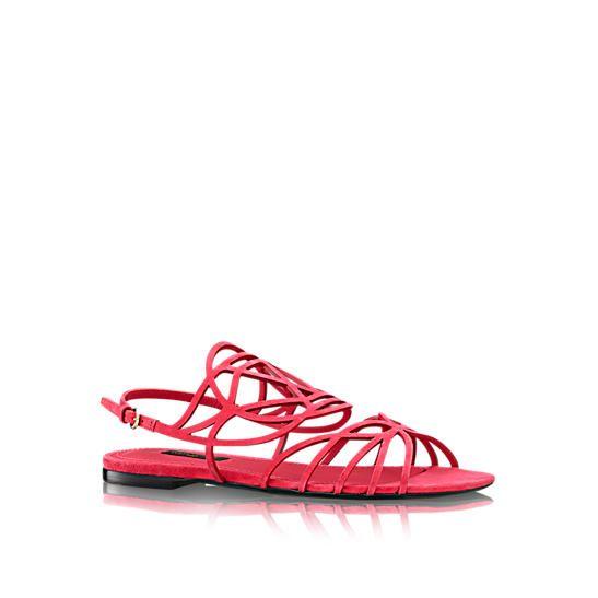 Louis Vuitton Stylish & Elegance Sandal Shoes Collection '16   Fashion Sensation