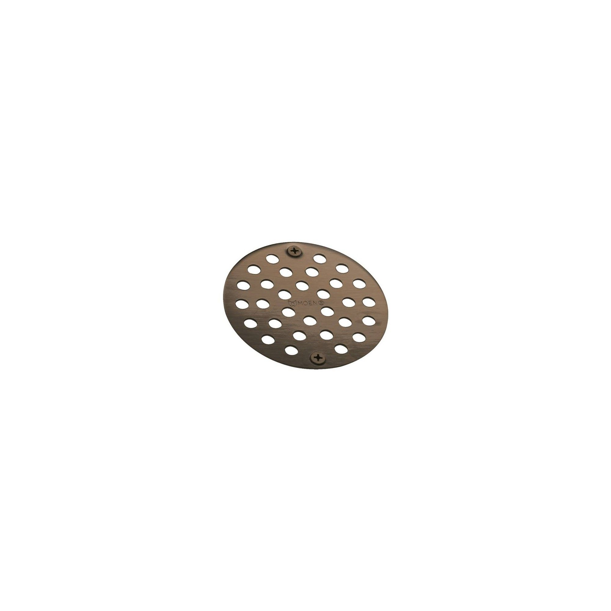 Moen 102763 4 Round Shower Drain Cover With Exposed Screw