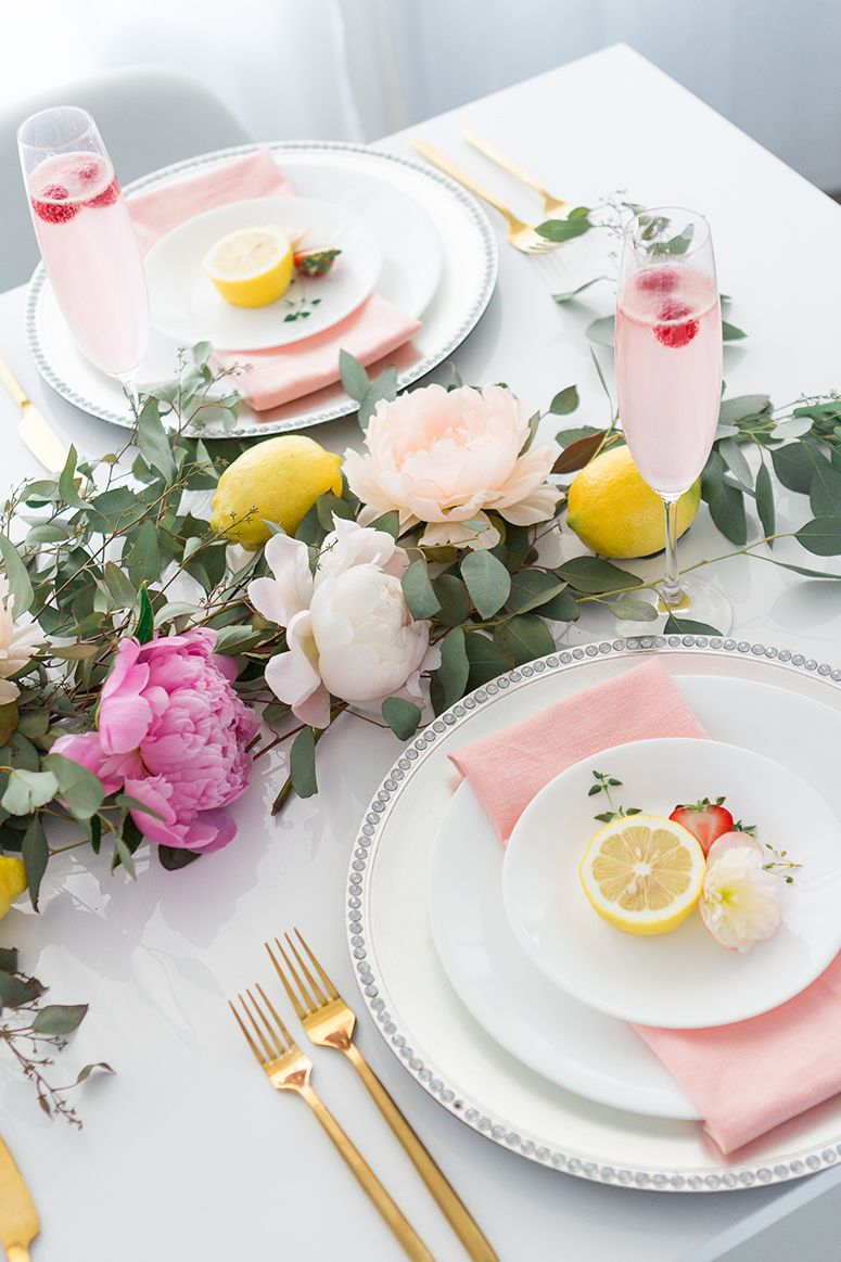 Sweet summer brunch // with local boutique Mad About Style - Pretty Little Details