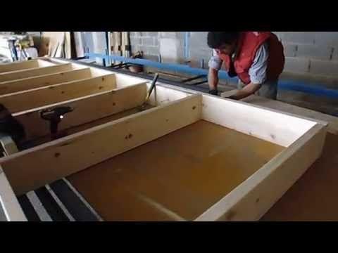 Construction d\u0027une extension d\u0027habitation en bois Une vidéo qui vous