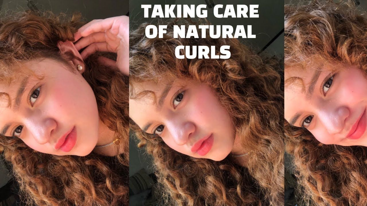 Curly Hair Care Routine Products