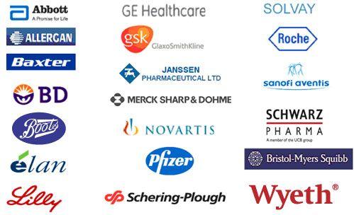 Nine of the top Nineteen Pharma companies have bases in Ireland.
