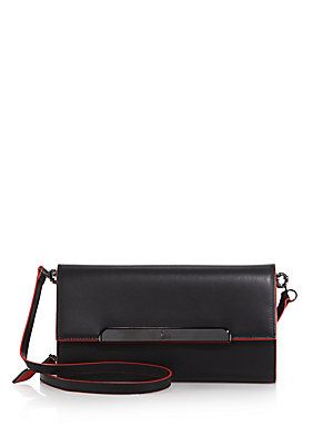 e43083fcfc4 Christian Louboutin Rougissime Wallet | Leather Shoulder Bags ...
