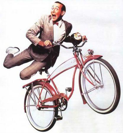 Pee wee hermans bicycle