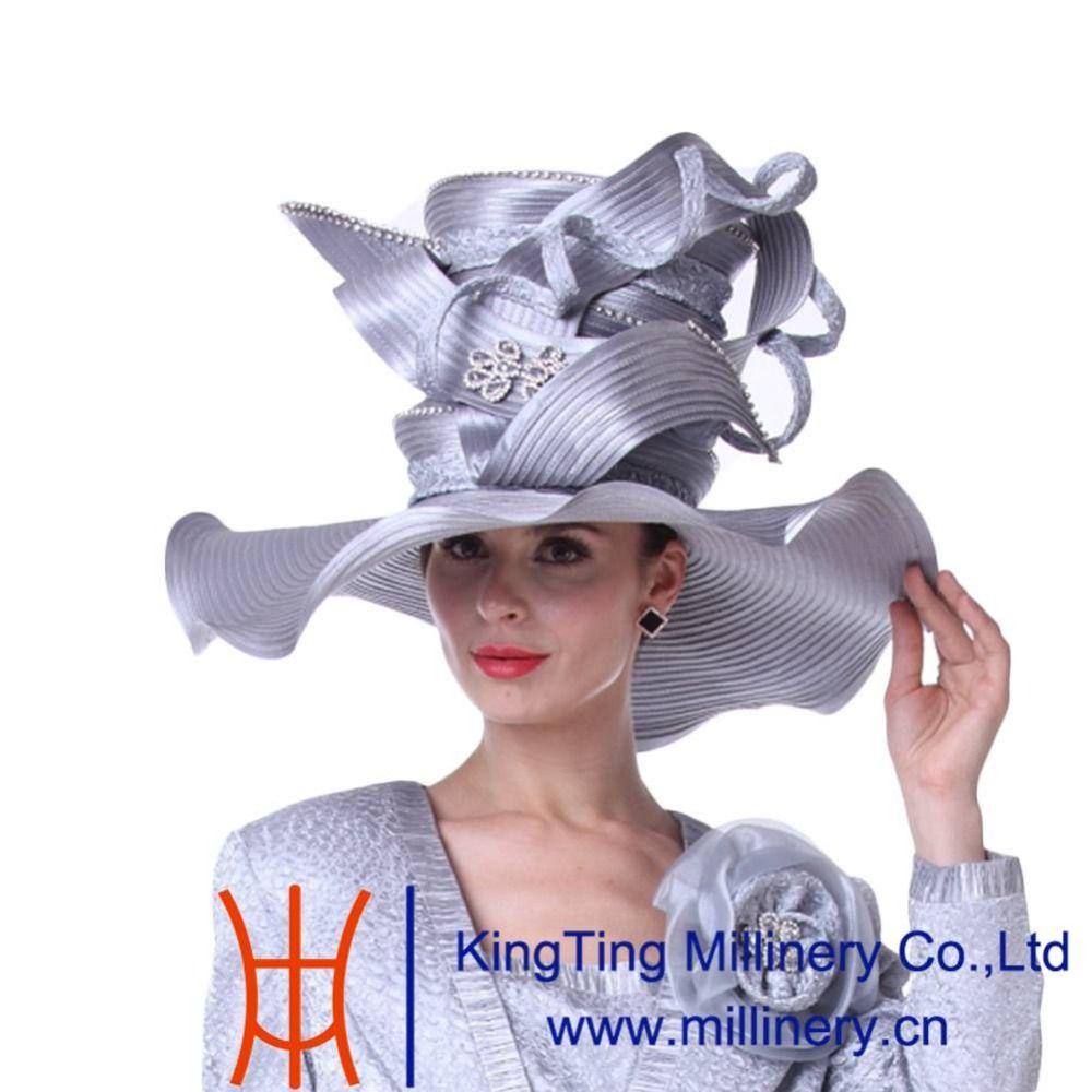 b021ea3fc616b Popular Womens Church Hats-Buy Cheap Womens Church Hats lots from ...