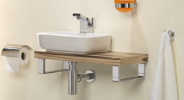 Badkamer Kraan Praxis : Fonteintje voor je toilet compleet met kraan en sifon i bouwmarkt