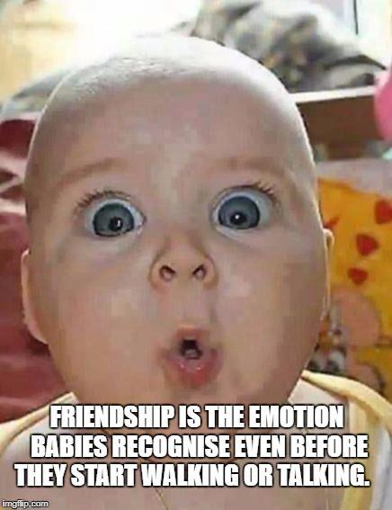 supersurprised baby meme generator imgflip memes ive