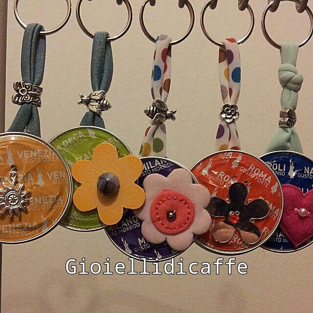 Top Porte clefs | Capsules nespresso : objets | Pinterest | Clefs  ZY49