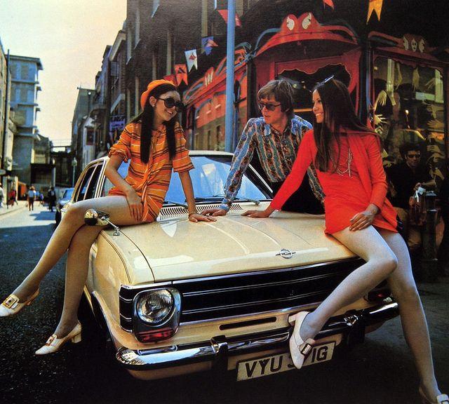 1968-1970 Opel Olympia
