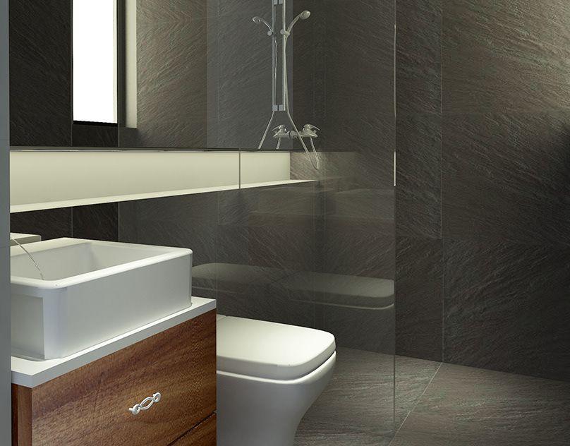 Residential 1 BHK on Behance   Luxurious bedrooms, Luxury ...