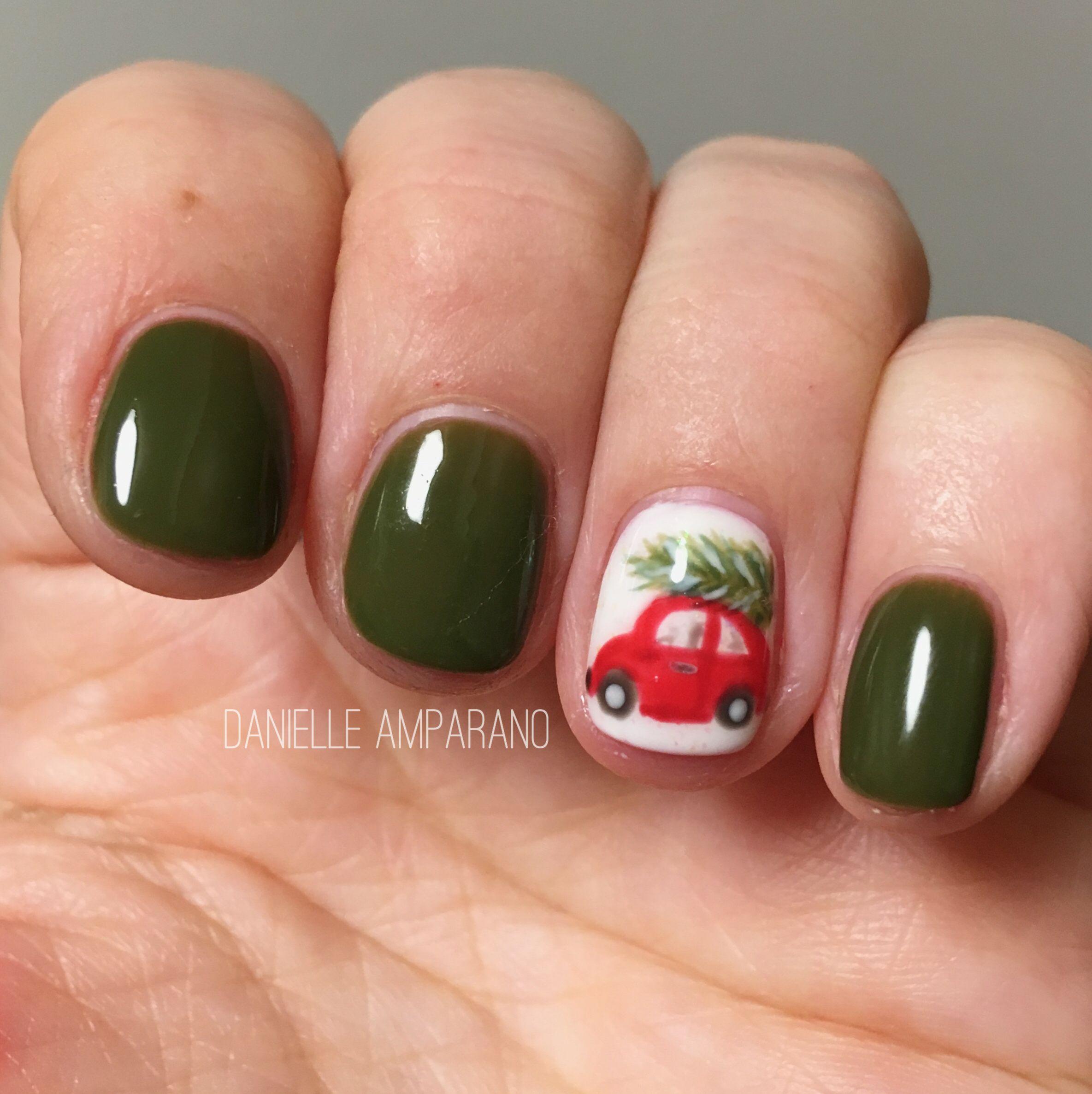 Gelmoment Christmas Nail Art Christmas Nails Nail Art Nails