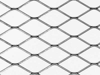 Steel Expanded Metal Sheet Durable And Solid Expanded Metal Metal Sheet Expanded Metal Mesh