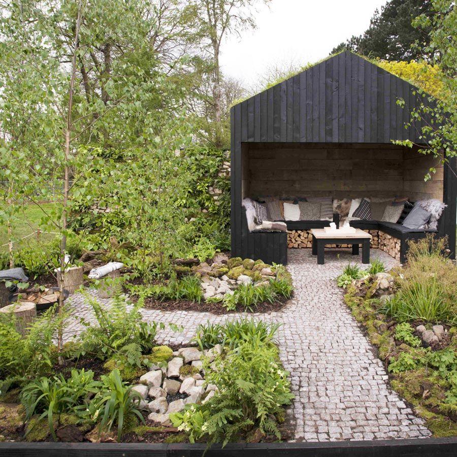 Victoria Wade Landscapes House Garden The List Garden Room Garden Design Scandinavian Garden