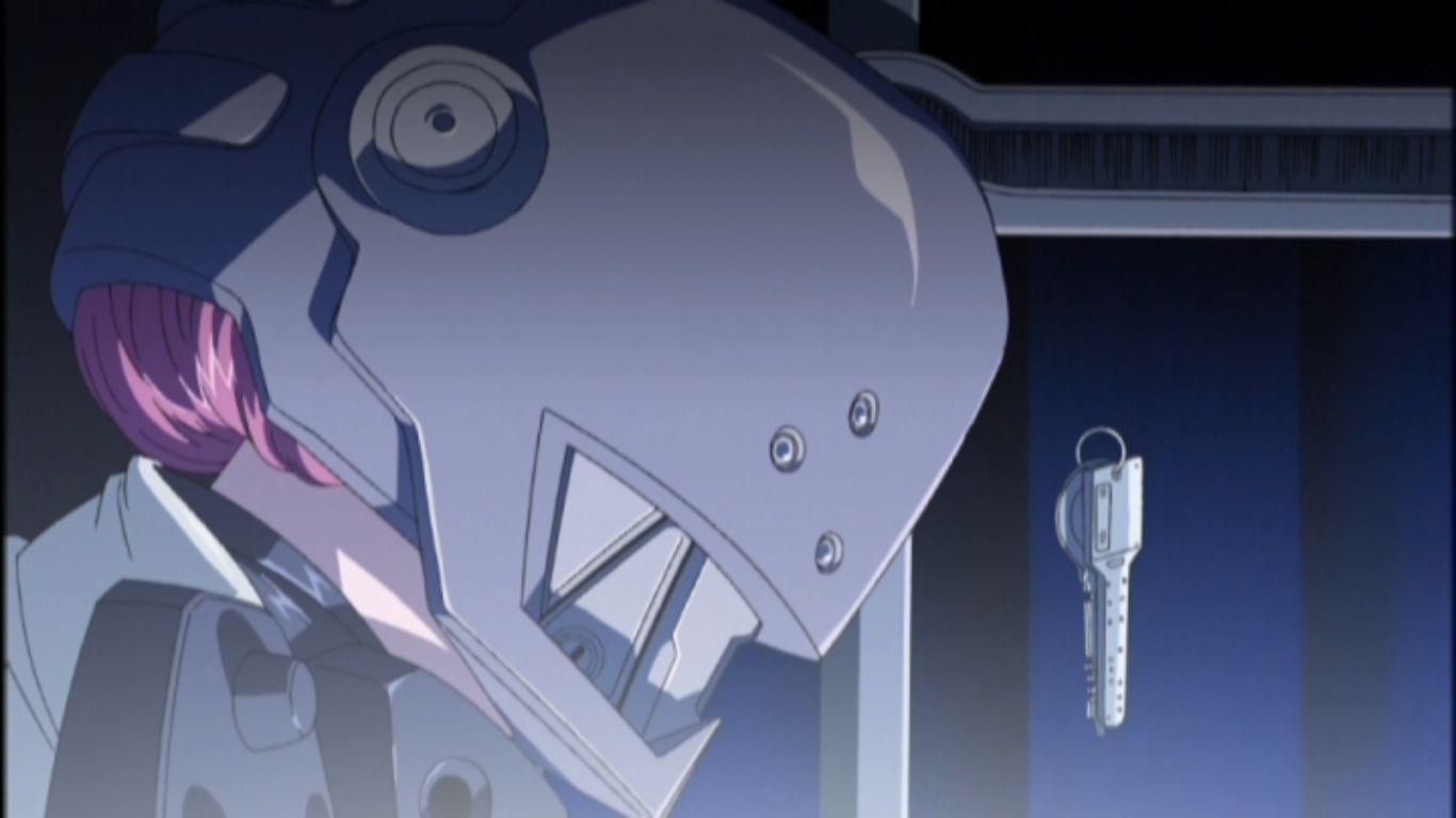 Day 19 most epic anime scene lucys escape elfen lied