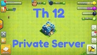 Clash Of Clan Fhx Server Th12 Download Link Clash Of Clans