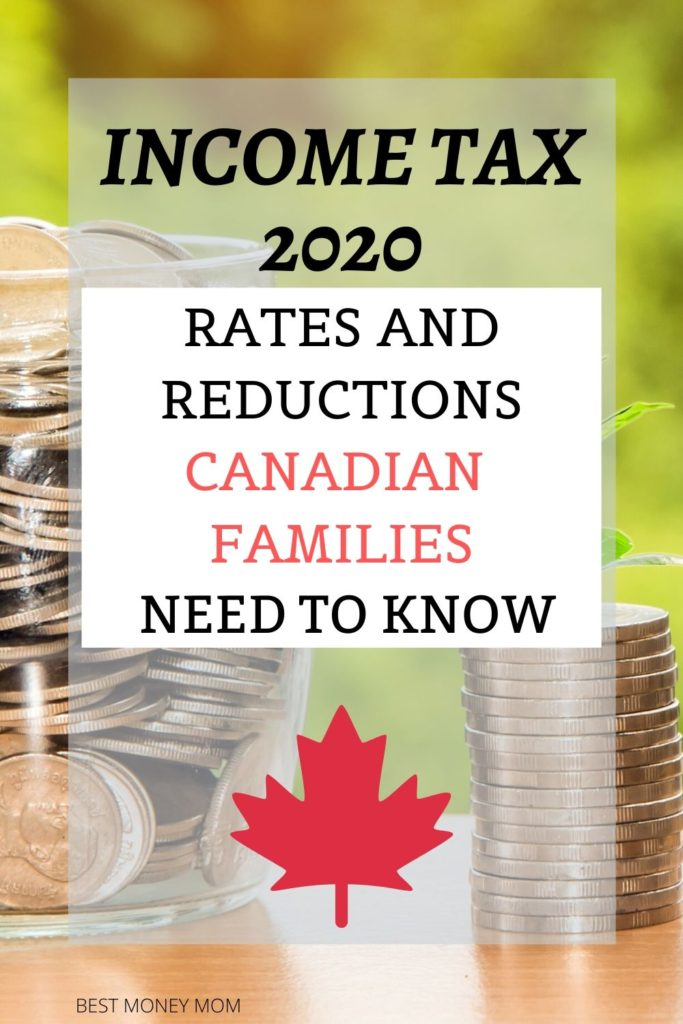 Income Tax 2020 Changes Every Canadian Needs To Know In 2020 Income Tax Income Tax Return Tax Return