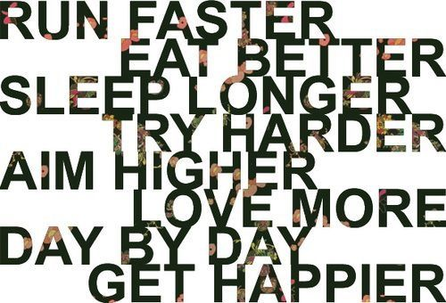 Backonpointe Fitness Quotes How To Run Faster Words