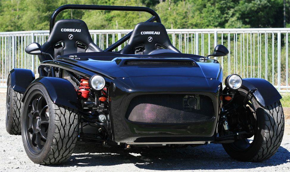 Mazda Miata-based Exocet Kit Car from Exomotive. | sport cars ...
