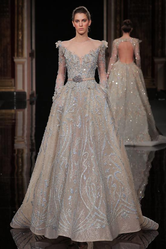 Ziad Nakad Haute Couture Spring Summer 2017