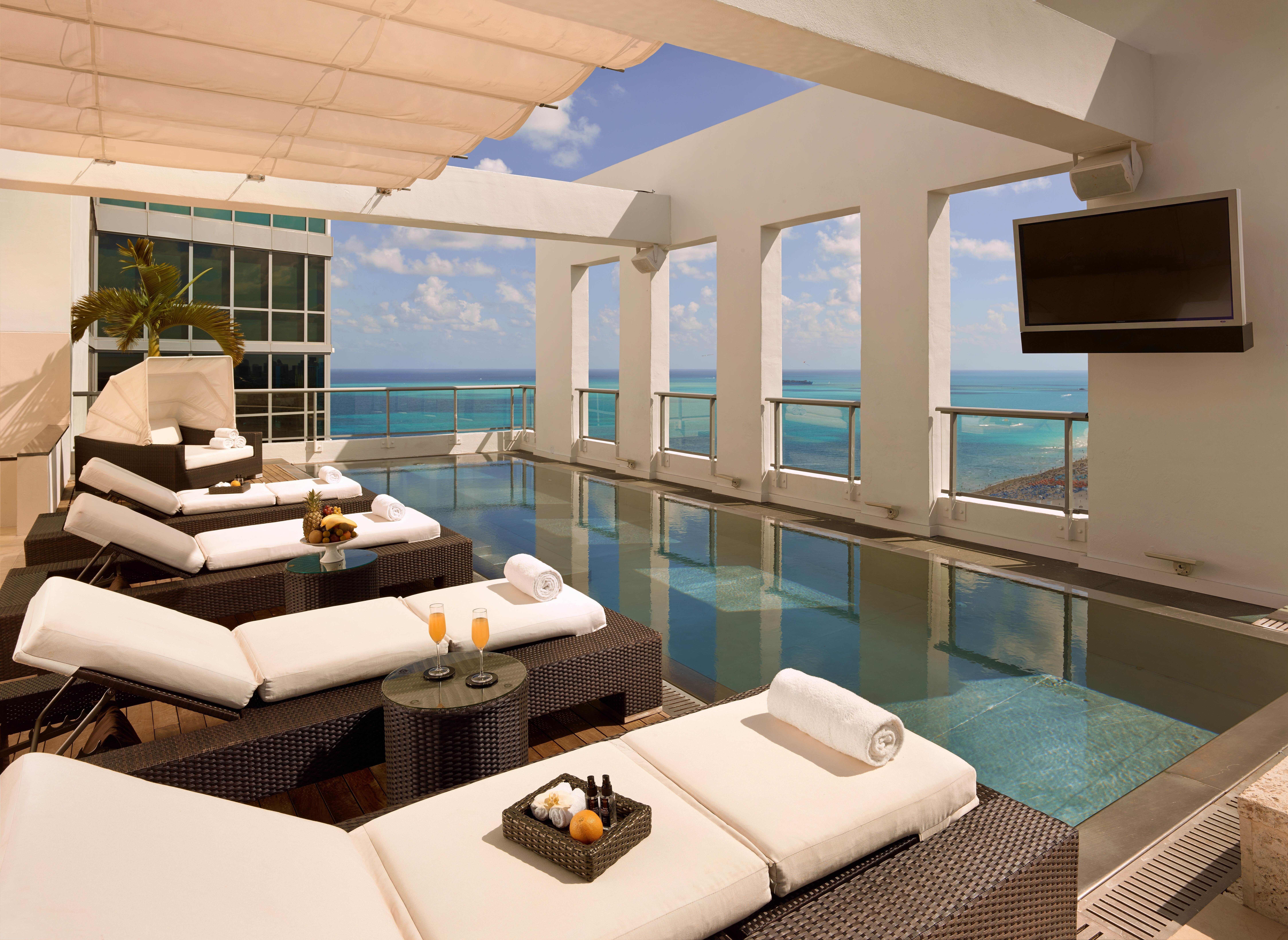 6 of Miami Beach's Top Hotel Suites Miami hotels, Luxury hot