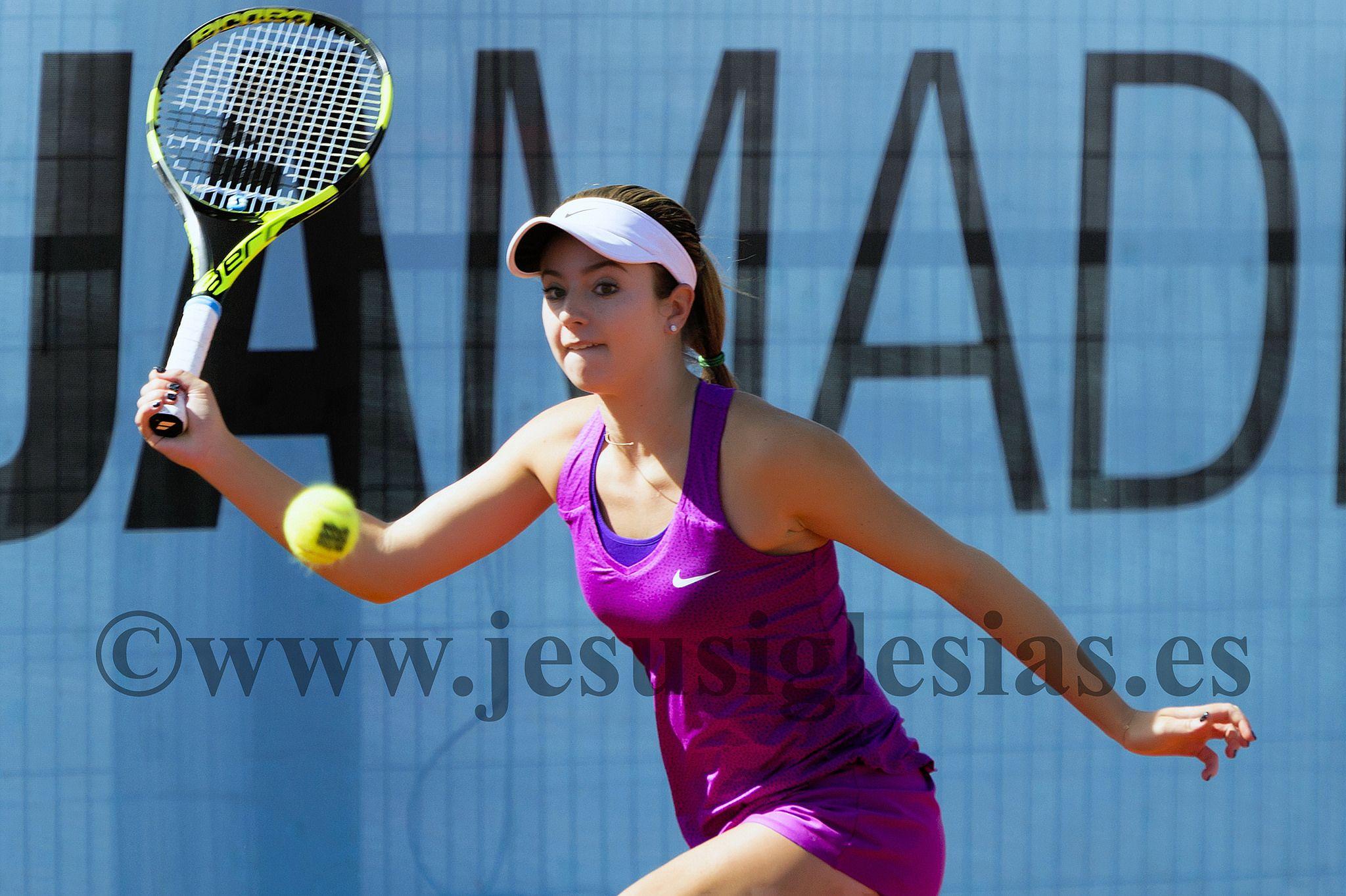 https://flic.kr/p/UmfrAf | CiCi Bellis. Mutua Madrid Open 2017