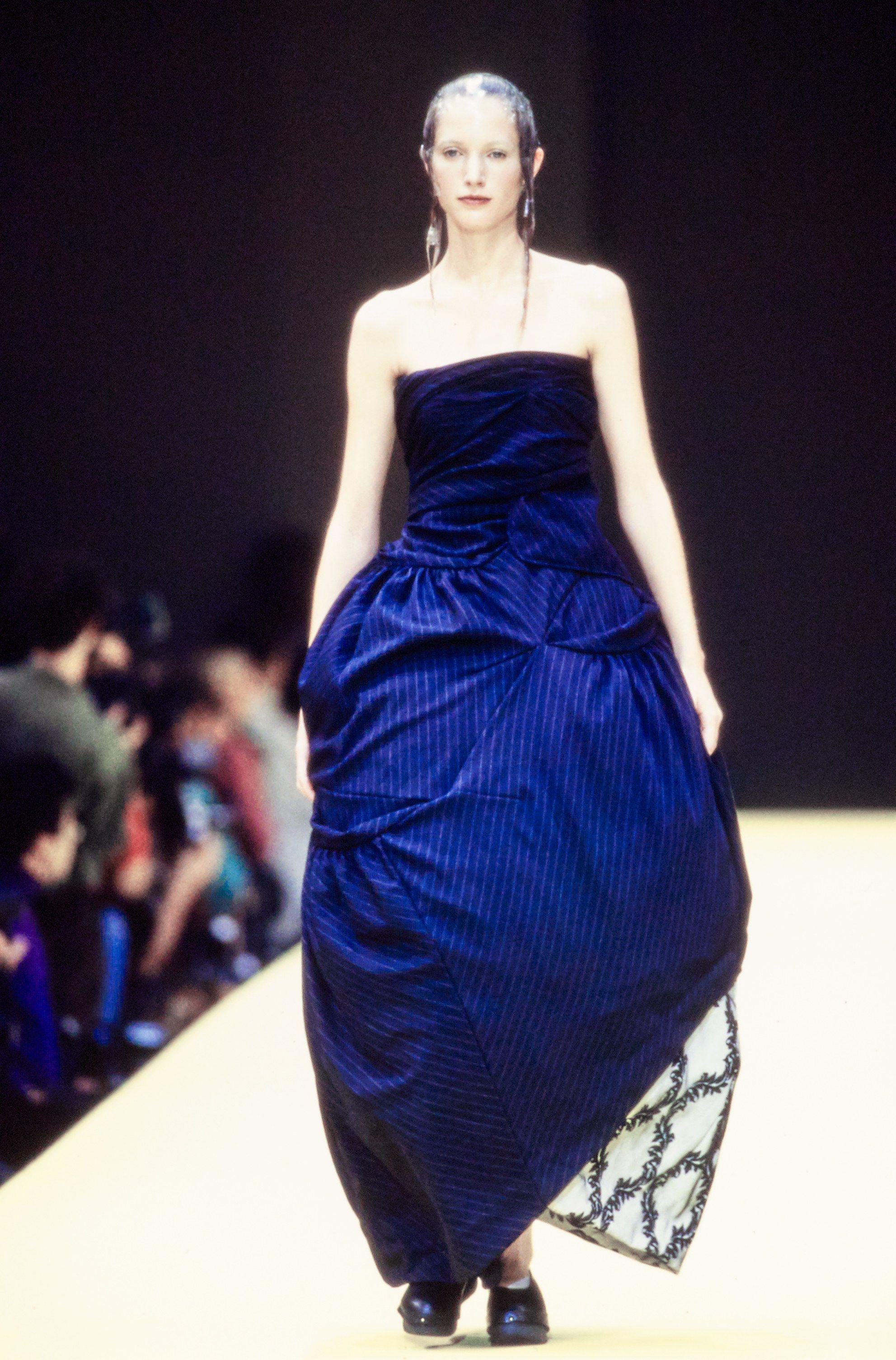 Comme des Garçons Spring 1993 ReadytoWear Fashion Show