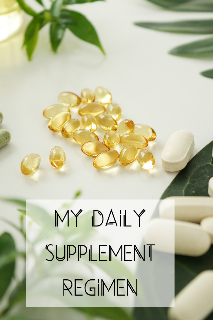 My Daily Supplement Regimen - Ancestral Nutrition | My daily supplement regimen is an example of supplements I regularly take to feel and look healthy and be at my happiest with great energy levels! #supplements #nutrition #vitamins #pcos