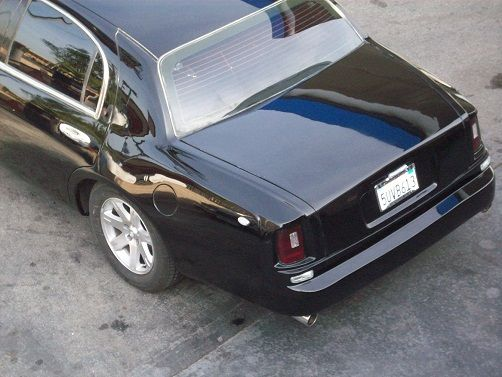 Lincoln Town Car With Custom Body Kit Whips Pinterest Cars