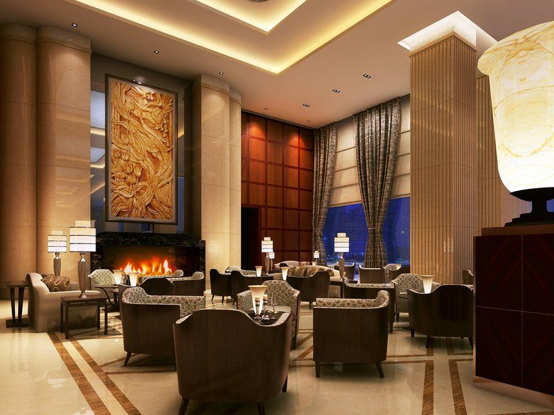 Chinese Amazing Hotel Lobbies Google Search