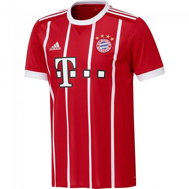 3eecce905272a Camiseta del  Bayern  Munich 2017-2018 Local  miasanmia  shirt ...