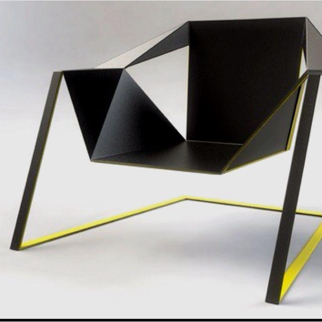 Stealth chair design dise 0 pinterest furniture design chair und chair design - Ausgefallene wohnzimmermobel ...
