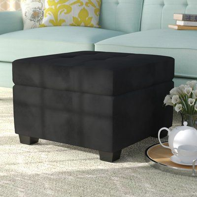 Phenomenal Latitude Run Monadnock Storage Ottoman Products Gmtry Best Dining Table And Chair Ideas Images Gmtryco