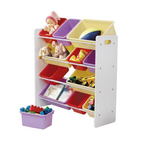 Kids Bin Organizer Available From Walmart Canada Get Furniture