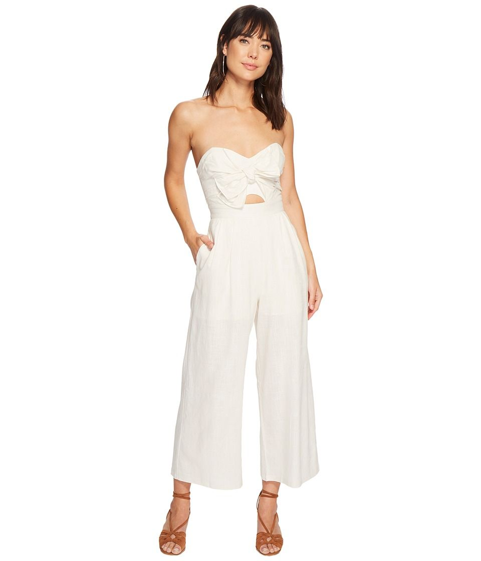 b39941688dad ASTR the Label Mara Jumpsuit Women s Jumpsuit   Rompers One Piece Natural