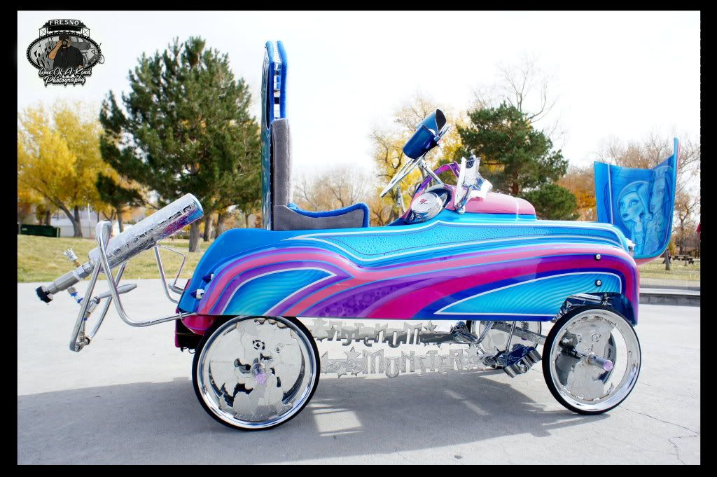 Post up Pedal Cars - Page 225