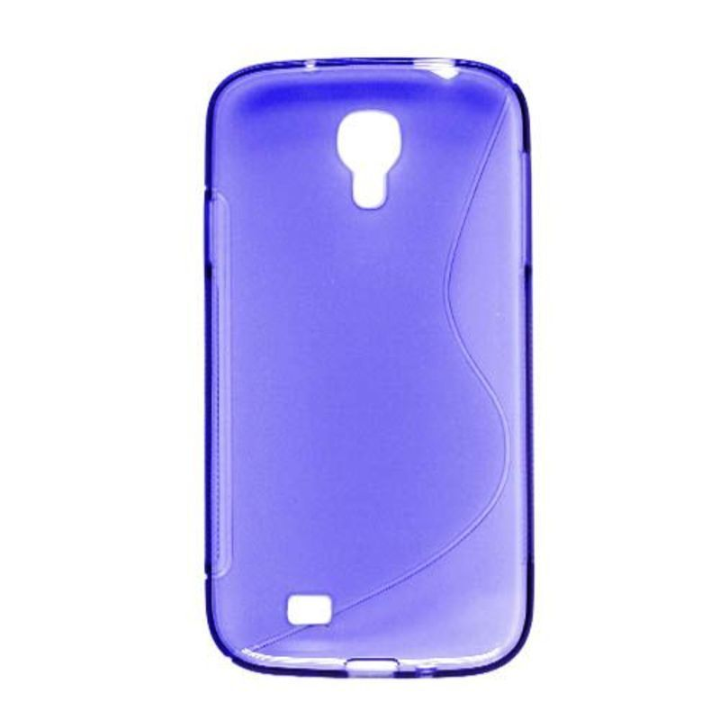 Insten Clear TPU Rubber Candy Skin Case Cover For Samsung Galaxy S4 GT-i9500 #2332645