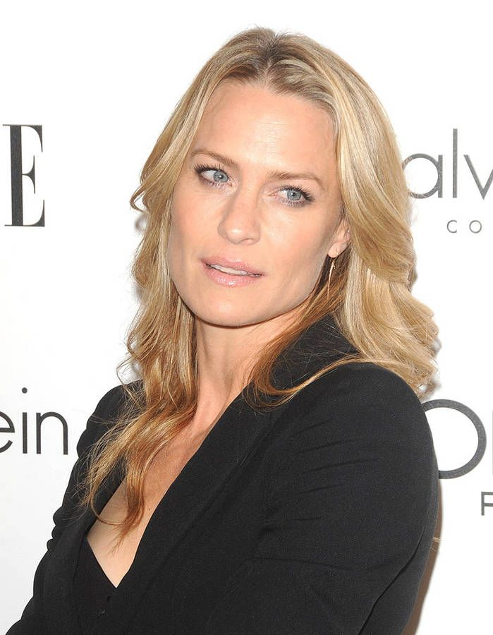 Robin Wright, les cheveux longs Pure Beauty Robin
