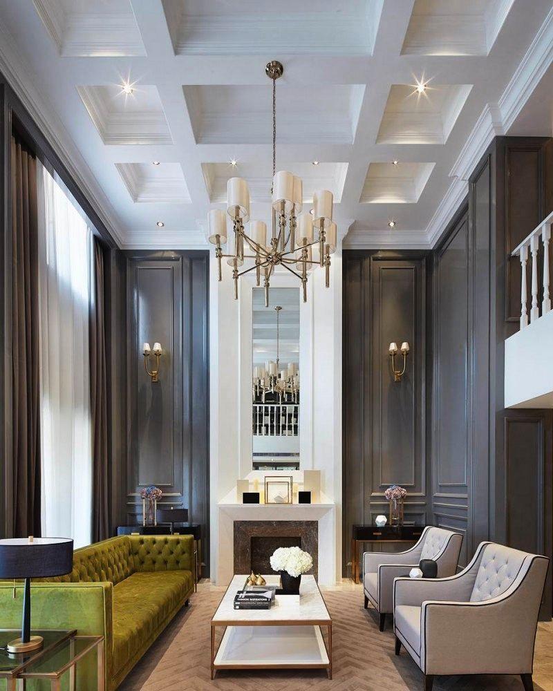 #rich #luxury #living #room