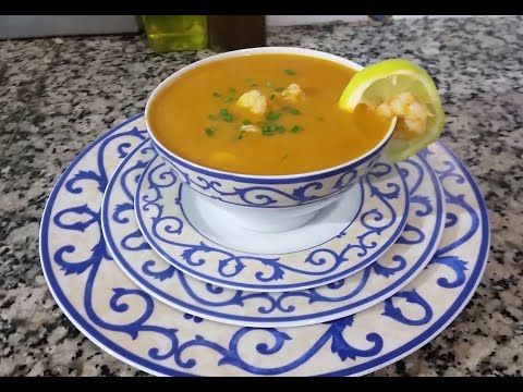 شوربة السمك بالخضار لذيييييييذة و سريعة التحضير Fish Soup Soupe De Poisson Kitchen Tableware Tea Cups