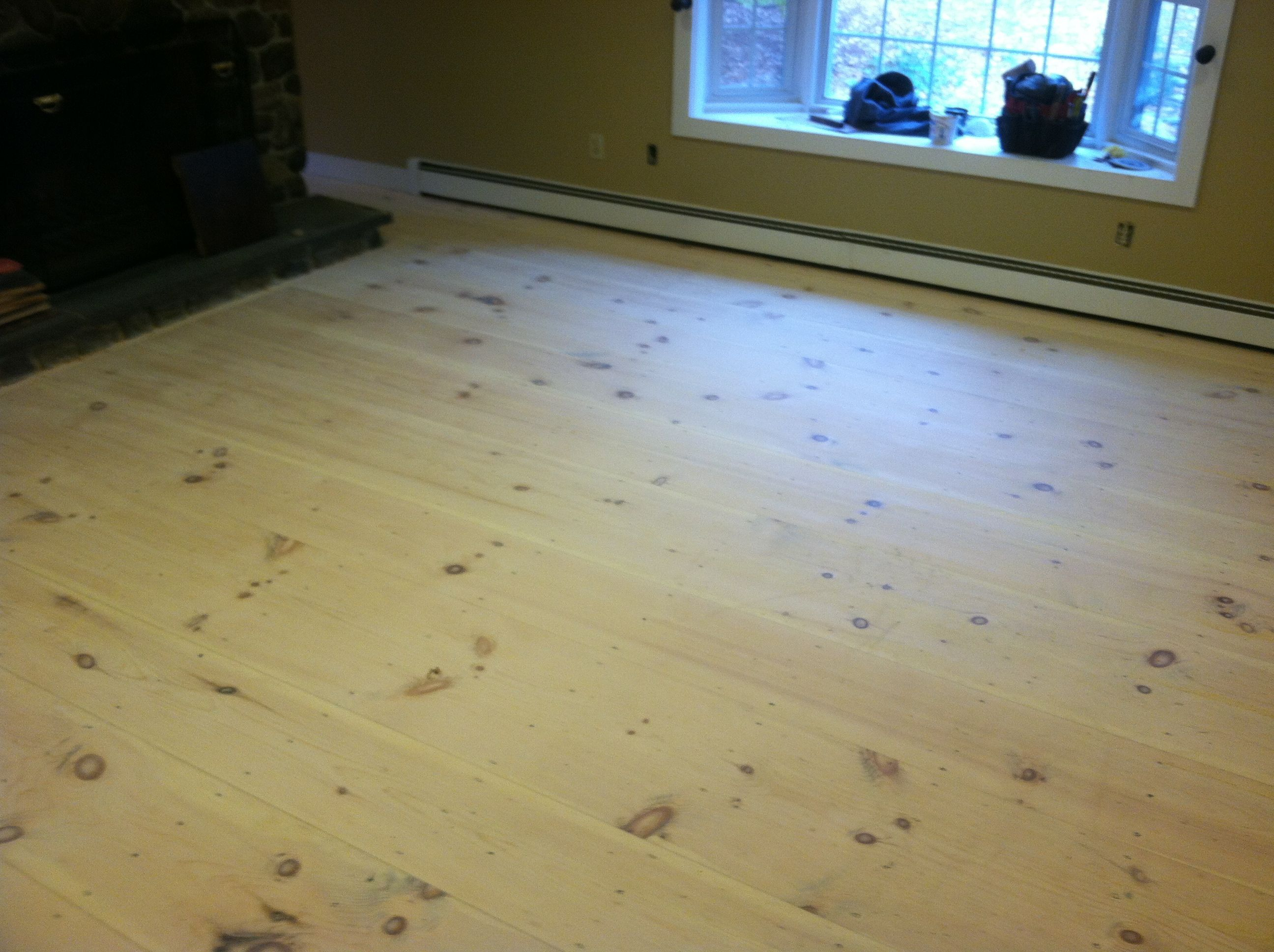 Stain Layering   Part 1   Floor Stripping And Prep